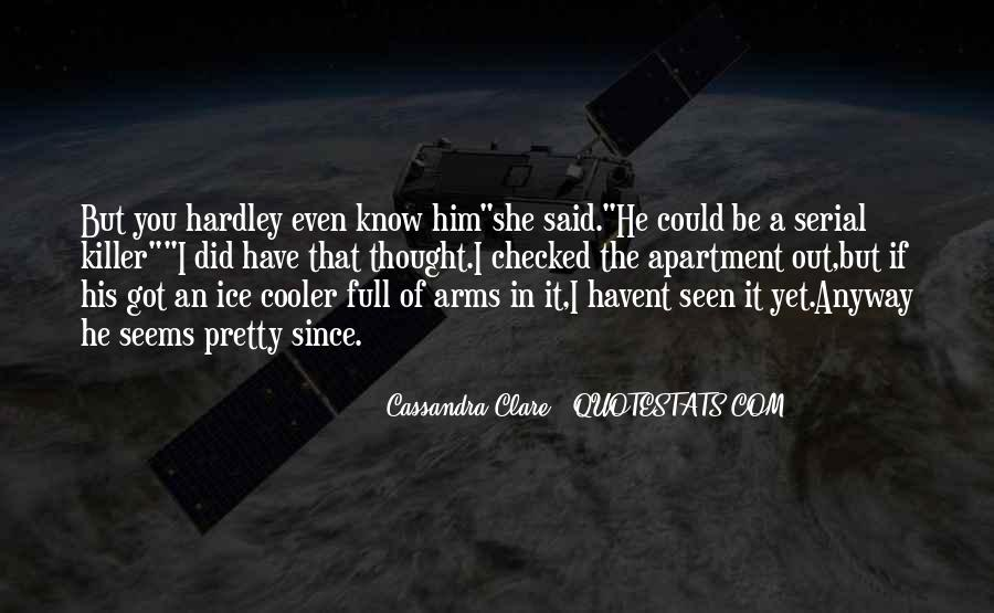Quotes About Cassandra #4092