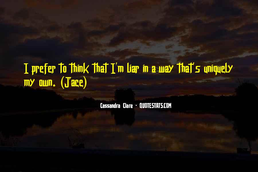 Quotes About Cassandra #41953