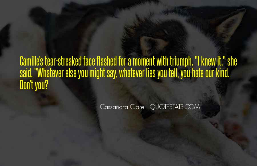 Quotes About Cassandra #9123