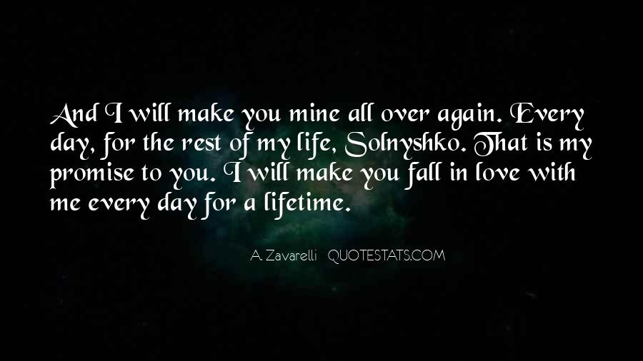 Promise Me You Love Me Quotes #490884