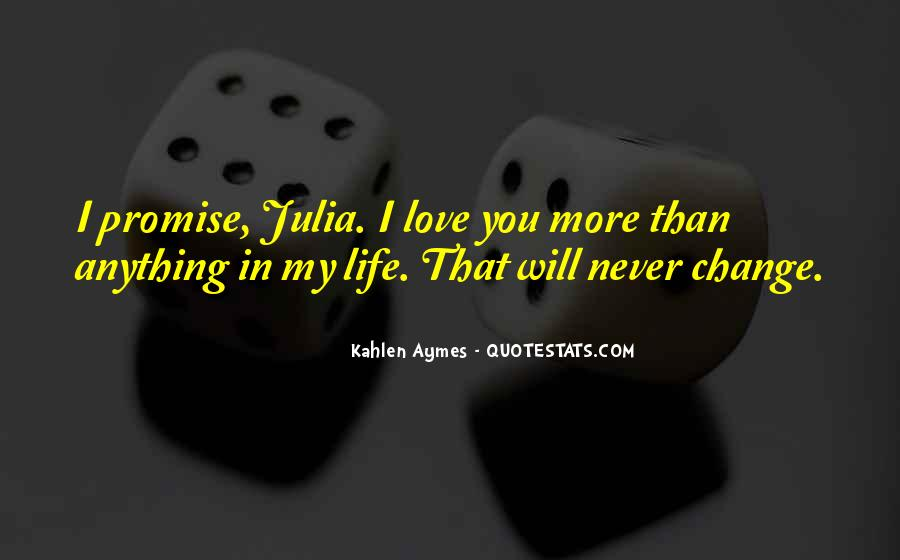 Top 68 Promise To Love Her Quotes: Famous Quotes & Sayings ...