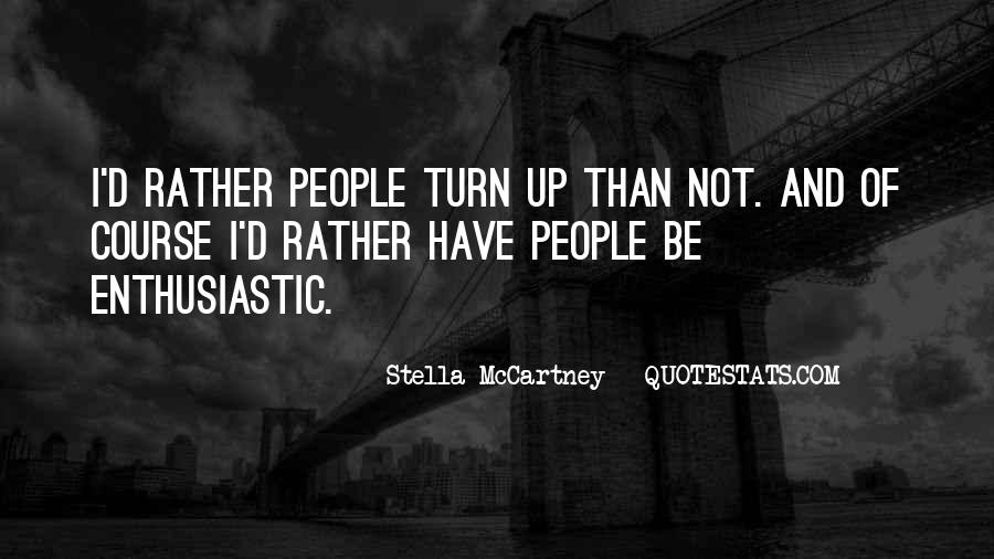 Quotes About Stella Mccartney #1067692