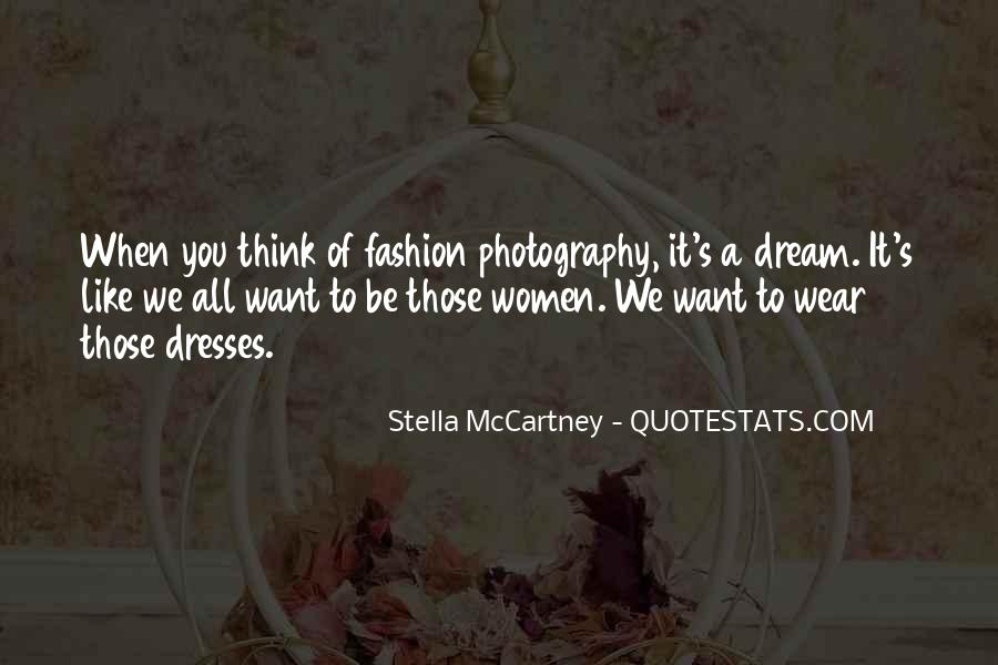 Quotes About Stella Mccartney #1119378