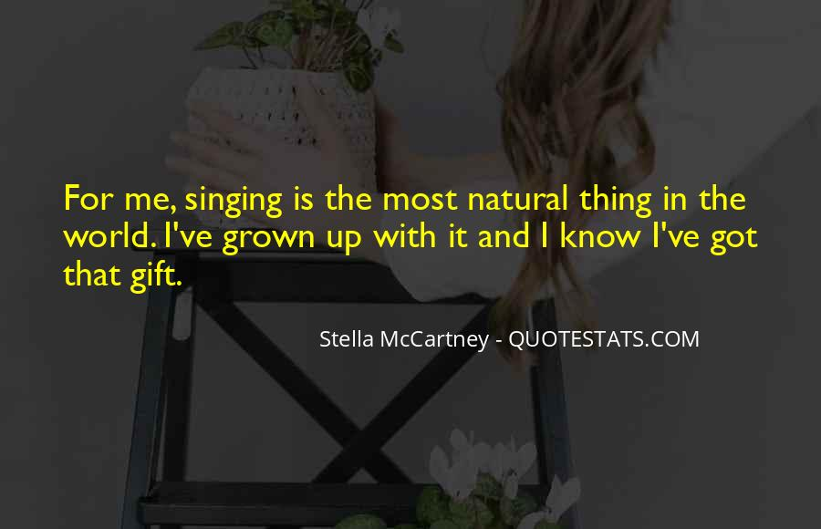 Quotes About Stella Mccartney #1662181