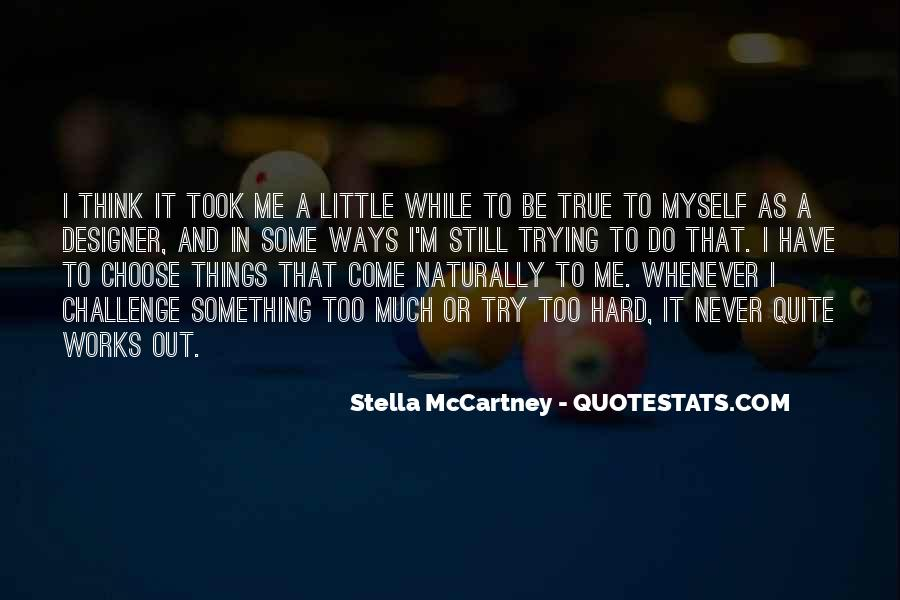 Quotes About Stella Mccartney #508190