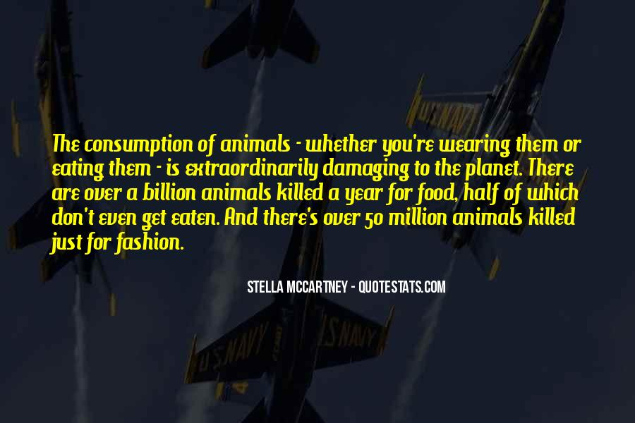 Quotes About Stella Mccartney #569289