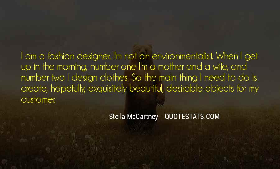 Quotes About Stella Mccartney #596181