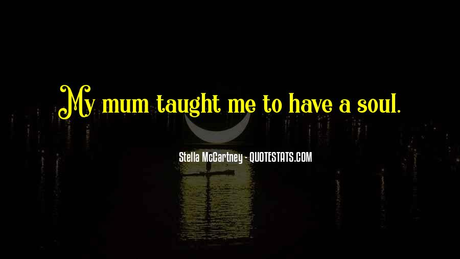 Quotes About Stella Mccartney #984293