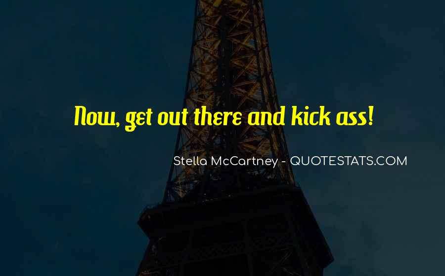 Quotes About Stella Mccartney #984737