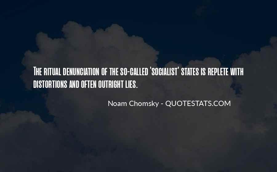 Propaganda Noam Chomsky Quotes #1031195