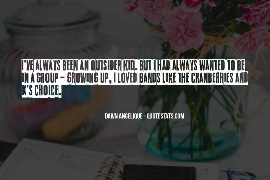 Quotes About Cranberries #548859