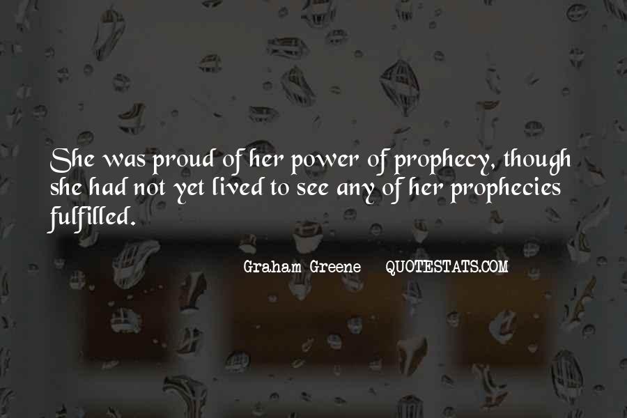 Prophecy 2 Quotes #17080