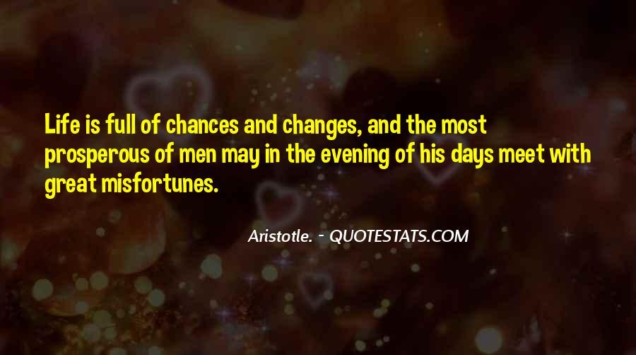 Prosperous Life Quotes #1105621