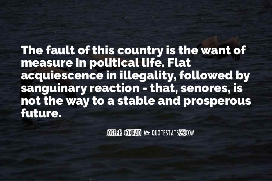 Prosperous Life Quotes #115208