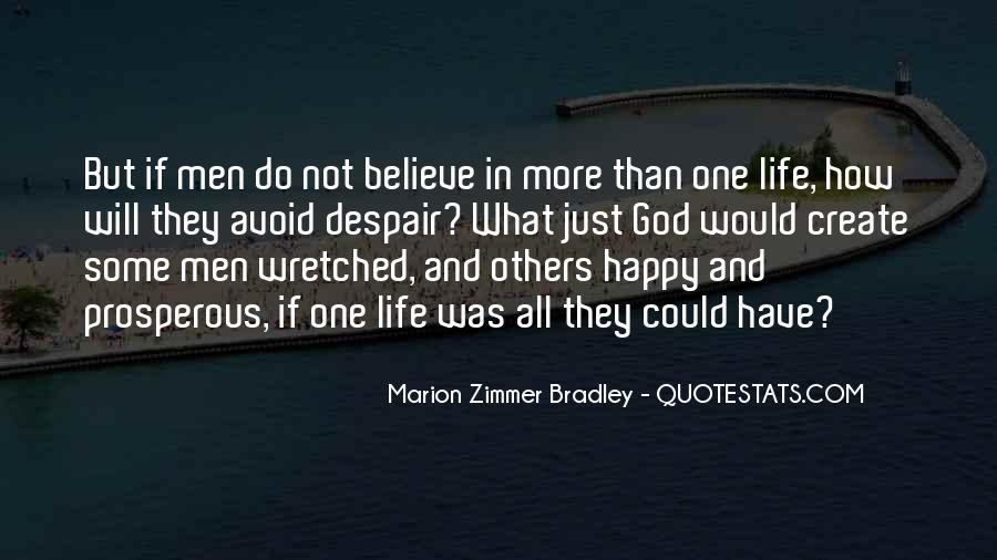 Prosperous Life Quotes #1451998