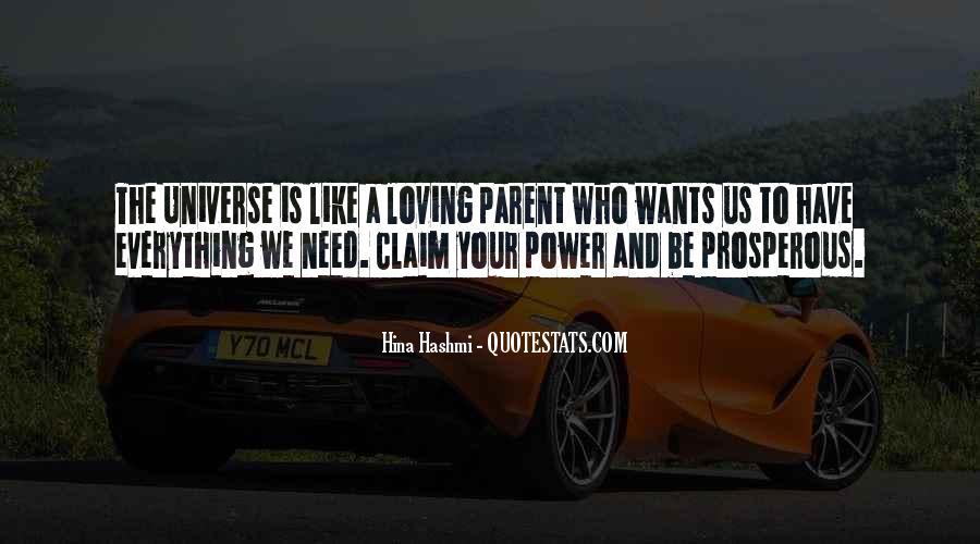 Prosperous Life Quotes #1523618
