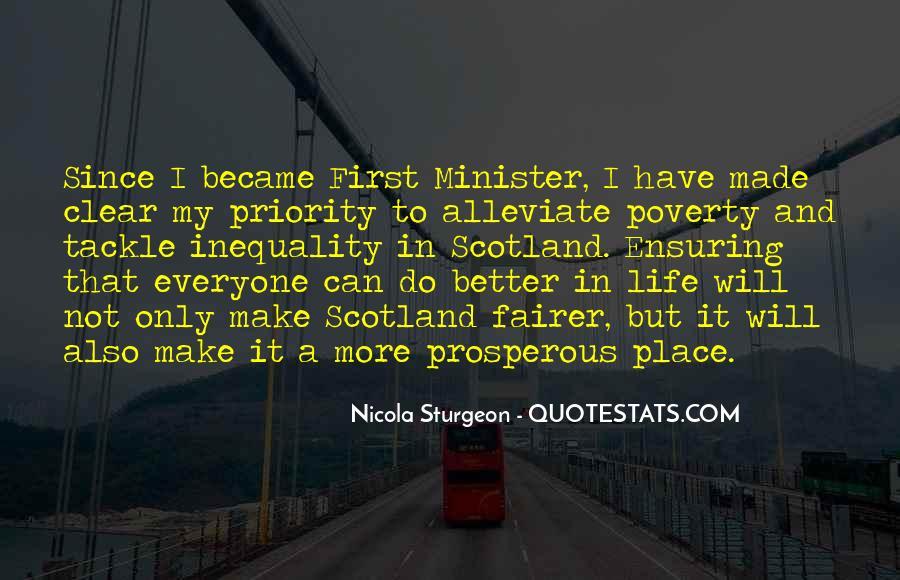 Prosperous Life Quotes #458941