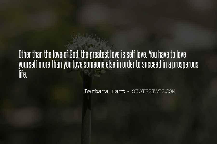 Prosperous Life Quotes #768086