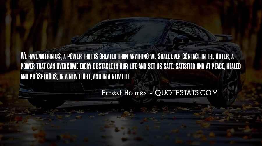 Prosperous Life Quotes #838020