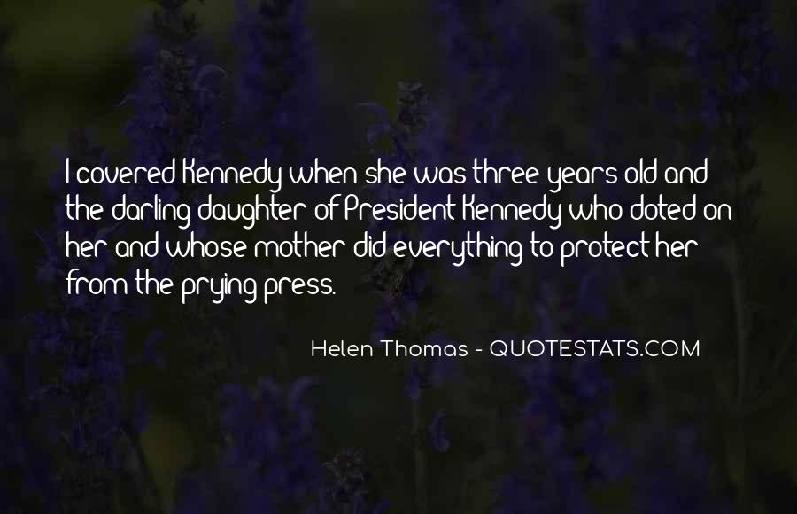 Protect Daughter Quotes #1402248