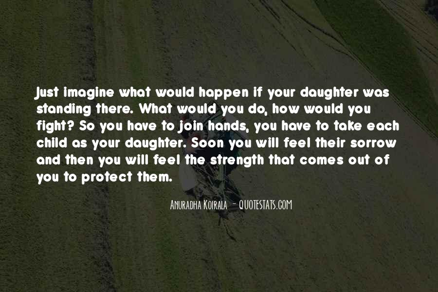 Protect Daughter Quotes #1447136