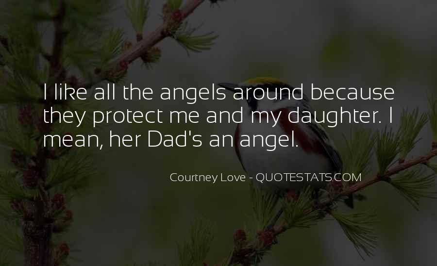 Protect Daughter Quotes #842276
