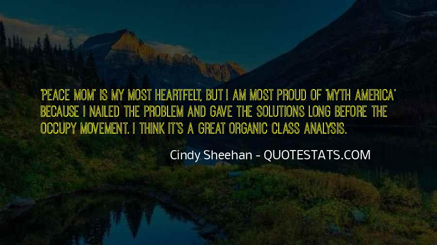 Proud Of Mom Quotes #1357200