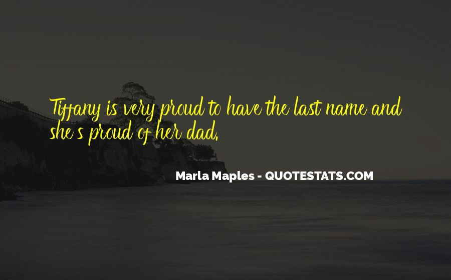 Proud Of My Dad Quotes #1606597