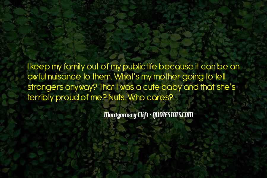 Proud Of My Family Quotes #1065089