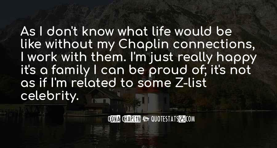 Proud Of My Family Quotes #1116416