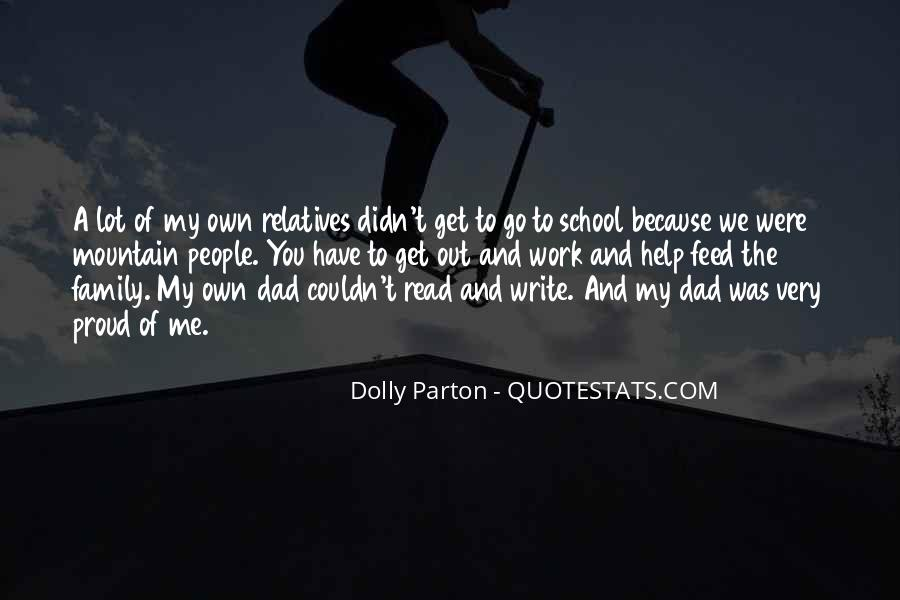 Proud Of My Family Quotes #1592304