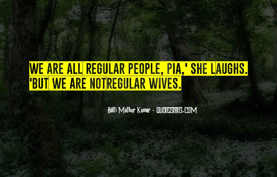 Proud Of My Wife Quotes #504678