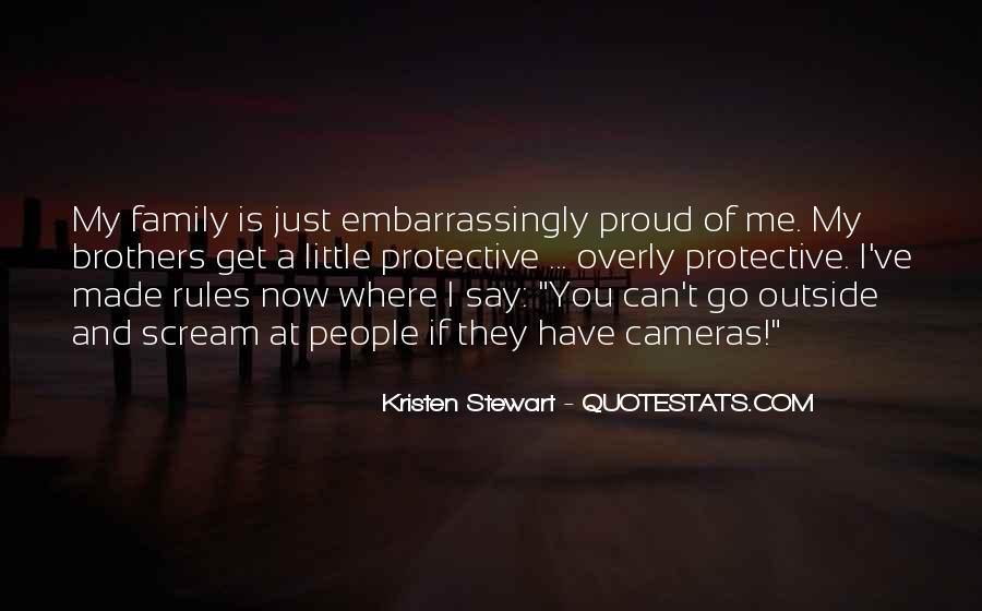 Proud Of You Brother Quotes #297572