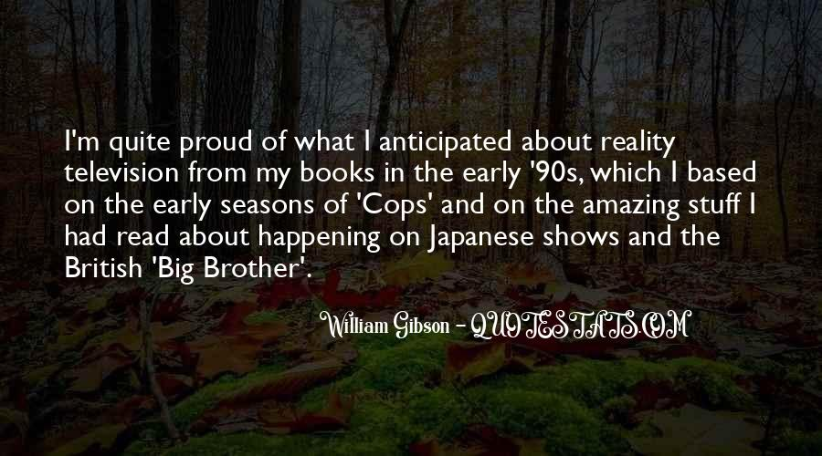 Proud Of You Brother Quotes #618220