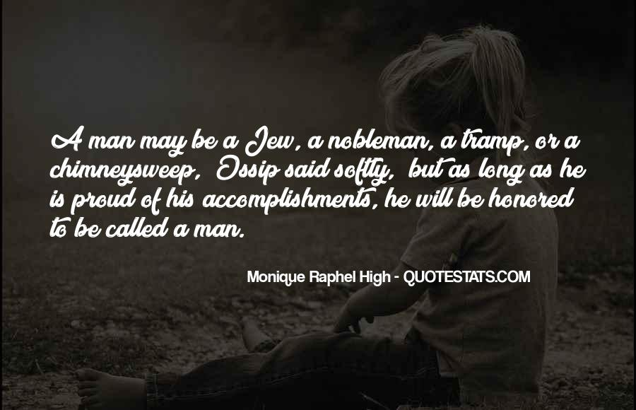 Proud Of Your Man Quotes #108666