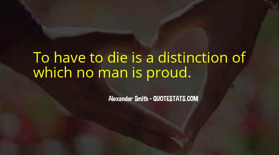 Proud Of Your Man Quotes #154659