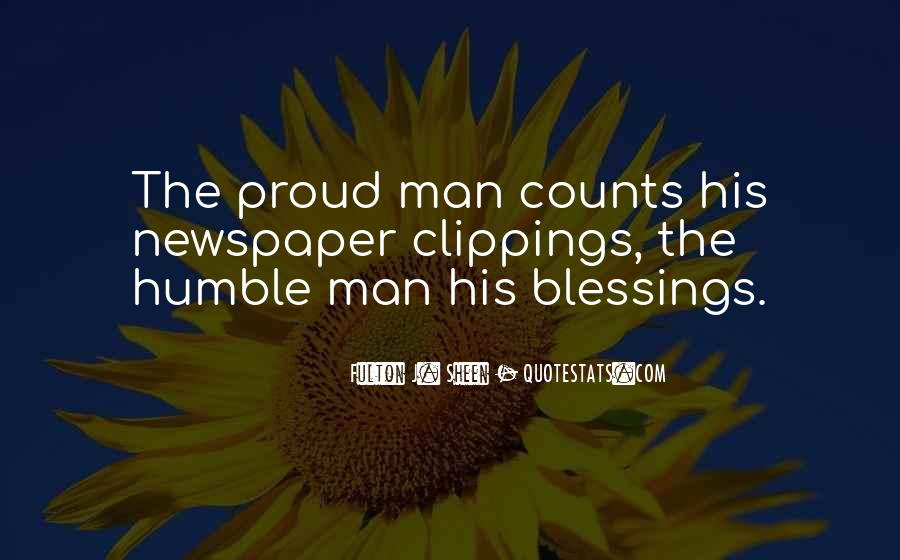 Proud Of Your Man Quotes #26304