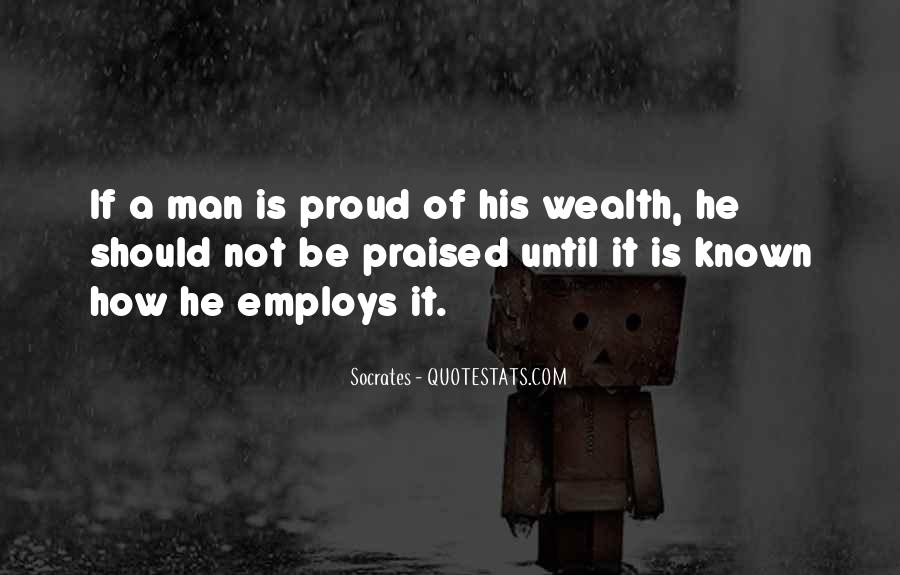 Proud Of Your Man Quotes #28522