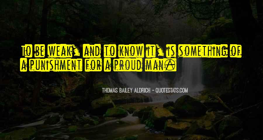 Proud Of Your Man Quotes #51071