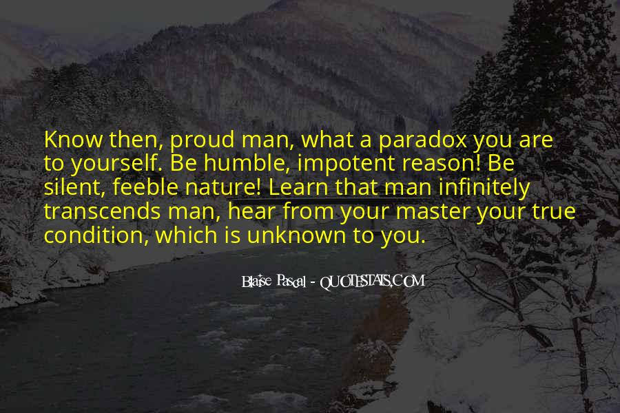 Proud Of Your Man Quotes #76869