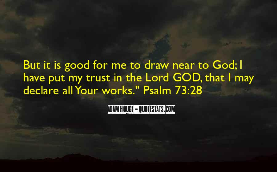 Psalm 73 Quotes #1654507