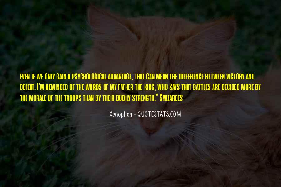 Psychological Strength Quotes #162434