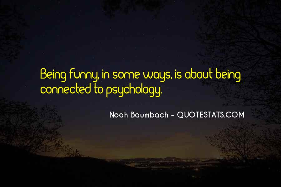 Psychology Funny Quotes #1298151