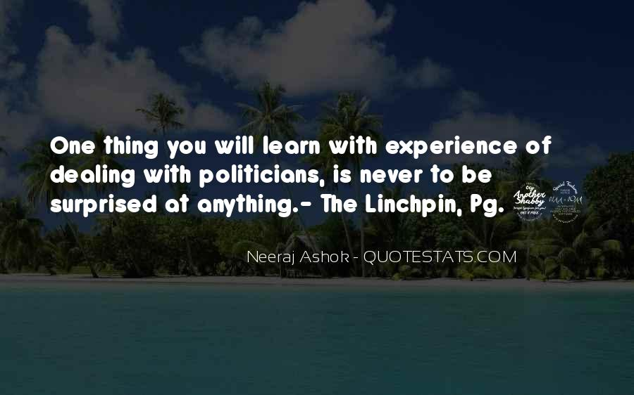 Quotes About Ashok #793532