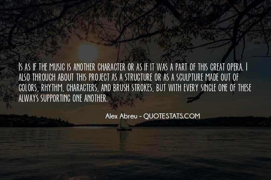Quotes About Rhythm #100356