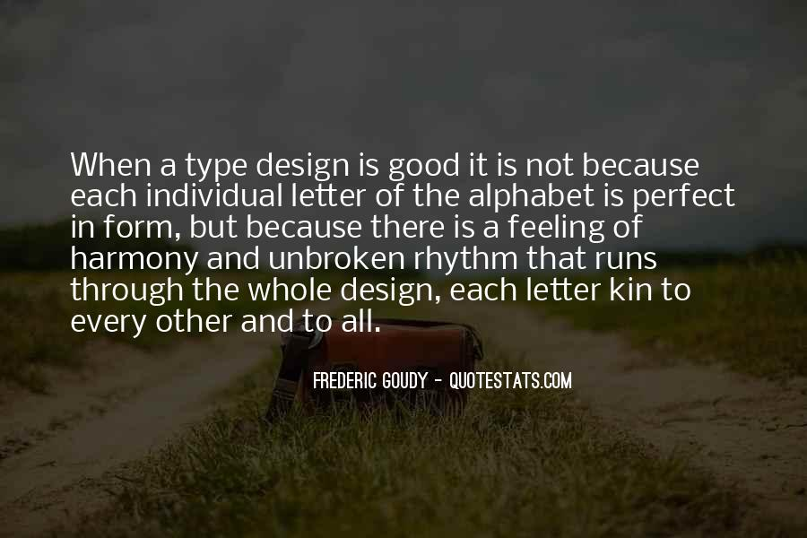 Quotes About Rhythm #109158