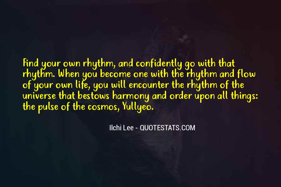 Quotes About Rhythm #110821
