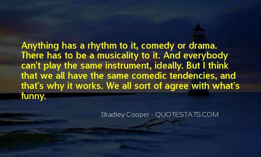 Quotes About Rhythm #31543