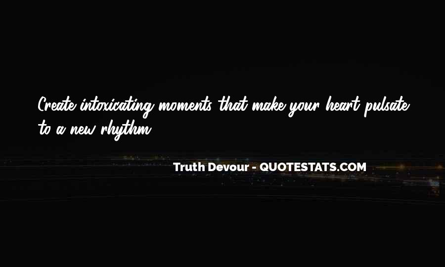 Quotes About Rhythm #32162