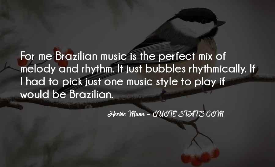 Quotes About Rhythm #36644